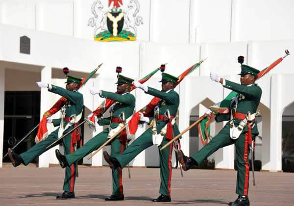 Nigerian Army Short Service Recruitment